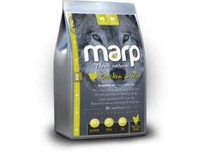 MARP Natural FarmHouse LB Chicken and Rice Large Breed 18 kg  + konzerva MARP 400g
