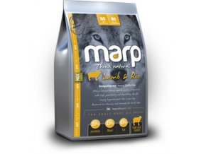 MARP Natural Green Mountains Lamb and Rice Adult 18 kg  + konzerva MARP 400g