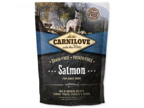 CARNILOVE Dog Salmon for Adult 1,5 kg