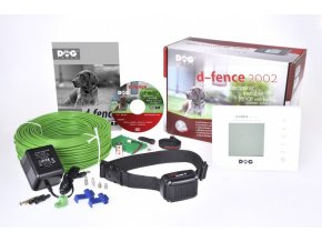 DOG TRACE d-fence 2002 white
