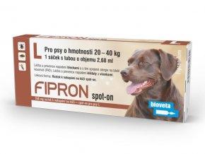FIPRON Spot-On Dog L sol 1x2,68ml