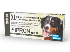 FIPRON Spot-On Dog XL sol 1x4,02ml