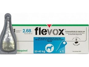 FLEVOX Spot-On Dog L sol 1x2,68ml