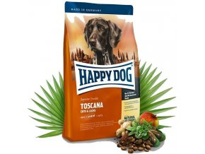 HAPPY DOG Supreme Sensible Lamb Toscana 2 x 12,5 kg