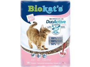 BIOKATS Duo Active Fresh 10l