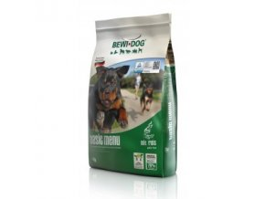 BEWI DOG Basic Menue - with rice 25 kg