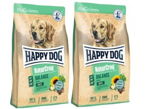 HAPPY DOG NATUR-Croq Balance 2 x 15 kg