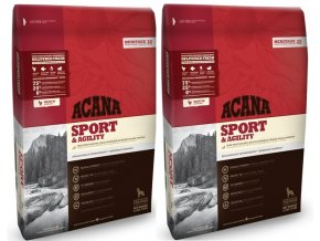 acana heritage sport and agility