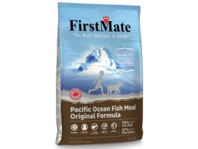 pacific ocean fish meal original formula