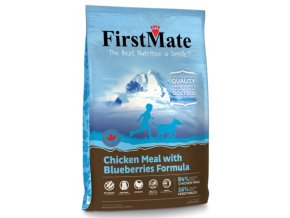 chicken meal with blueberries formular