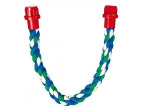 Houpačka bavlněné lano 37cm / 16mm