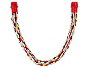 Houpačka bavlněné lano JUMBO 75cm / 30mm