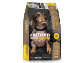 NUTRAM Total Grain Free Turkey Chicken Duck Small Breed Dog 6,8 kg