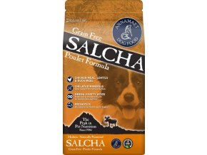 ANNAMAET Grain Free SALCHA 6,8 kg