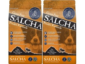 ANNAMAET Grain Free SALCHA 2 x 13,61 kg
