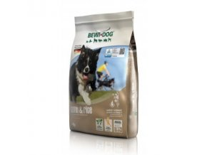 BEWI DOG Lamb & Rice - contains linseed 12,5 kg