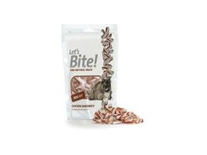 BRIT Care CAT Let´s Bite! Chicken sandwich 80g
