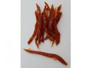 WANT Měkké kuřecí Jerky proužky 250g