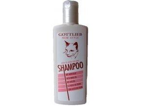 GOTTLIEB šampon pro kočky 300ml