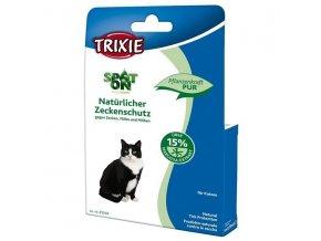 TRIXIE SPOT ON antiparazitní pipety pro kočky na 4 měsíce(4x0,75ml)