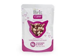 BRIT Care Cat Chicken & Duck 80g