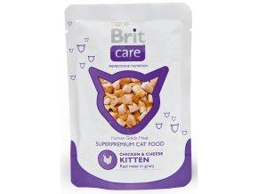 brit Kitten Chicken food