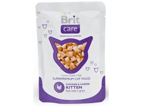 brit Kitten Chicken food