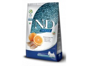 ND Grain Free canine Adult Mini FISH
