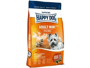 HAPPY DOG Supreme Fit & Well Adult Mini 4 kg