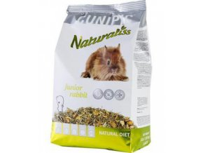 CUNIPIC Naturaliss Rabbit Junior - králík mladý 1,36kg