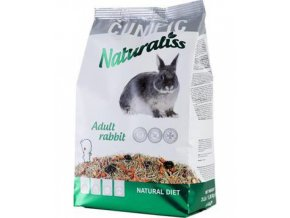 CUNIPIC Naturaliss Rabbit Adult - králík dospělý 1,36kg