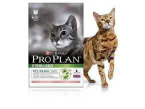 PURINA PRO PLAN Cat Sterilised Turkey 1,5 kg