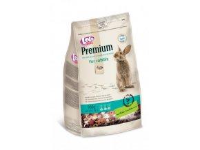 LOLO PREMIUM krmivo pro králíky 900g