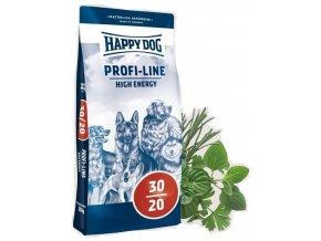 happy dog energy