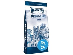 HAPPY DOG Profi-Line Race Krokette 34/24 20 kg