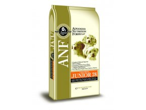 ANF Canine Puppy/Junior 28 Large Breed 2 x 12 kg