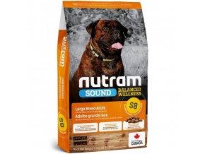 NUTRAM Sound Adult Large Breed Dog 13,6 kg