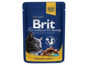 brit pouch chickenturkey