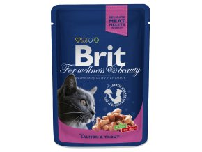 brit pouch salmontrout