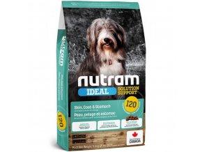 NUTRAM Ideal Sensitive Skin Coat Stomach 13,6 kg