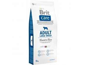 BRIT Care Adult Large Breed Lamb & Rice 2 x 12 kg