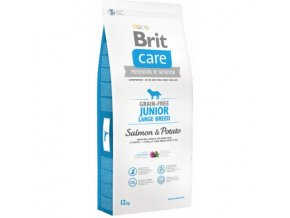 brit care grain free junior