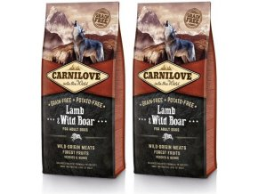 carnilove lamb wild 2 12