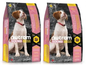 NUTRAM Sound Puppy 2 x 13,6 kg  + POUKAZ 100,- KČ NA DALŠÍ OBJEDNÁVKU !
