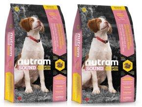 NUTRAM Sound Puppy 2 x 13,6 kg