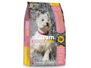 nutram sound adult dog small breed pro dospele psy malych plemen