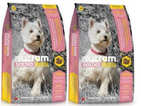 NUTRAM Sound Adult Small Breed Dog 5,44 kg