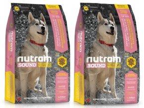 NUTRAM Sound Adult Lamb Dog 2 x 13,6 kg  + POUKAZ 100,- KČ NA DALŠÍ OBJEDNÁVKU !