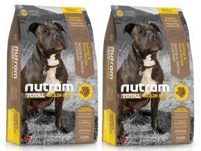 NUTRAM Total Grain Free Salmon Trout 2 x 11,34 kg