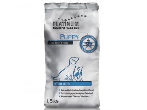 platinum puppy chicken 1 5 kg